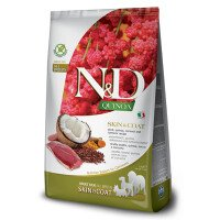 N&D Dog Quinoa Skin & Coat Duck Храна за Кучета