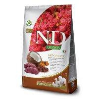 N&D Dog Quinoa Skin & Coat Venison Храна за Кучета