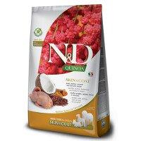 N&D Dog Quinoa Skin & Coat Quail Храна за Кучета
