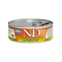 N&D Cat Boar Pumpkin & Apple Храна за Котки 80g