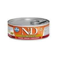 N&D Cat Chicken Pumpkin & Pomegranate Храна за Котки 80g