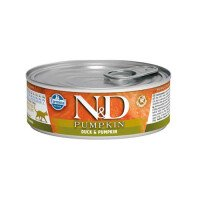 N&D Cat Duck & Pumpkin Храна за Котки 80g