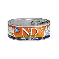 N&D Cat Lamb Pumpkin & Blueberry Храна за Котки 80g