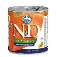 N&D Dog Lamb Pumpkin & Blueberry Храна за Кучета 285 g