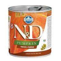 N&D Dog Venison & Pumpkin Храна за Кучета 285 g