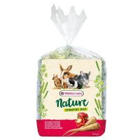 Храна за Зайци Versele Laga Nature Timothy Hay Bell Pepper & Parsnip 500g