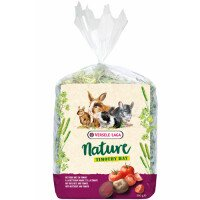 Храна за Зайци Versele Laga Nature Timothy Hay Beetroot & Tomato 500g