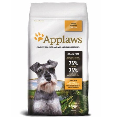 Храна за Кучета Applaws Senior All Breeds 2.5 kg