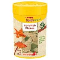 Sera Goldy Nature Храна за Златни Риби 100ml