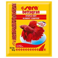 Sera Betagran Nature Храна за Риби Бета 10 g