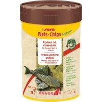 Sera Wels-Chips Nature Храна за Придънни Риби