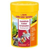 Sera Goldy-Color Spirulina Храна за Златни Риби