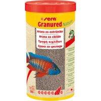 Sera Granured Nature Храна за Цихлиди Риби