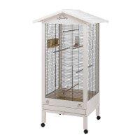 Aviary Hemmy Wooden Клетка за Птици 84,5x65,5x165 cm