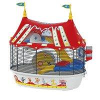 Cage Circus Клетка за Гризачи 49,5x34x42,5 cm