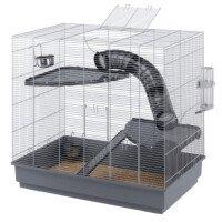 Cage Jenny Клетка за Гризачи 80х50х80 cm
