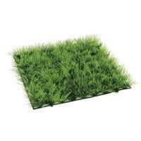 Blu Изкуствена Трева за Аквариум 25x25 cm