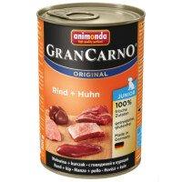 GranCarno Adult Храна за Кучета с Говеждо и Пиле
