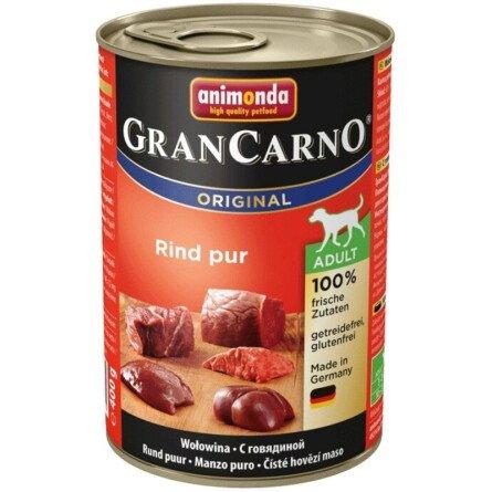 GranCarno Adult Храна за Кучета с Говеждо