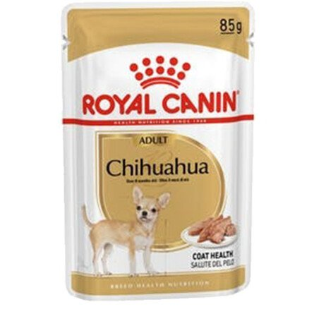 Royal Canin Chihuahua Adult Pouch Пауч за Чихуахуа 85 гр
