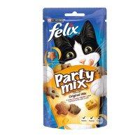 Felix Party Mix Original Mix Лакомство за Котки с Микс от Пиле и Пуйка 60 g