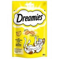 Dreamies Treats Лакомство за Котки със Сирене 6 x 60 g