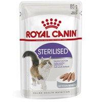 Royal Canin Sterilised Пауч за Кастрирани Котки 85 g