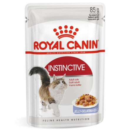 Royal Canin Instinctive Пауч за Котки Хапки в Желе 85 g