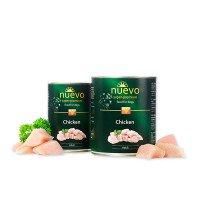 NUEVO Adult Храна за Кучета с Пилешко