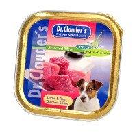 Selected Meat Pro Hair and Skin Храна за Кучета със Сьомга и Ориз 100 гр