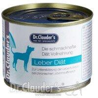 Dr.Clauder's SP Liver Diet Храна за Кучета с Пилешко 400 гр
