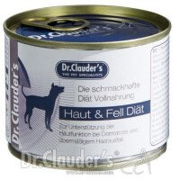 Dr.Clauder's SP Fur and Skin Diet Храна за Кучета с Пилешко 400 гр