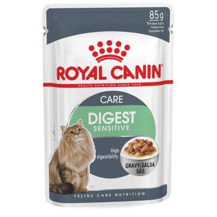Royal Canin Digest Sensitive Храна за Котки с Чувствителен Стомах 85 g