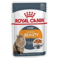 Royal Canin Intense Beauty  Храна за Котки за Сияен Косъм 85 g