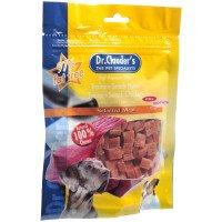 Dr.Clauder's Filet Strips Лакомство за Кучета Кубчета с Пилешко 80 гр