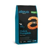 Alleva Natural (Adult Mini) Fish & Pumpkin Храна за Кучета с Риба и Тиква