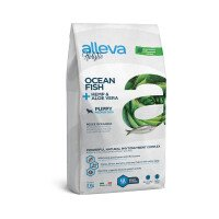 Alleva Holistic (Puppy Medium) Ocean Fish + Hemp & Aloe Vera Храна за Кученце с Океанска Риба
