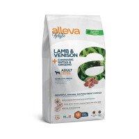 Alleva Holistic (Adult Medium/Maxi) Lamb & Venison + Cannabis sativa & Ginseng Храна за Кучета с Агнешко и Еленско