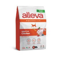 Alleva Equilibrium Chicken (Adult Cat) Храна за Котка с Пилешко