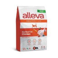 Alleva Equilibrium Sterilized Chicken (Adult Cat) Храна за Кастрирани Котки с Пилешко
