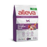Alleva Equilibrium Sensitive Duck (Adult Cat) Храна за Котки с Патешко