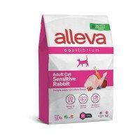 Alleva Equilibrium Sensitive Rabbit (Adult Cat) Храна за Котки със Заешко