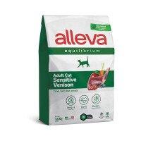 Alleva Equilibrium Sensitive Venison (Adult Cat) Храна за Котки с Еленско