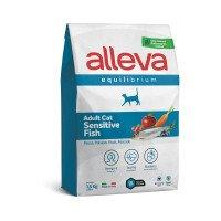 Alleva Equilibrium Sensitive Fish (Adult Cat) Храна за Котки с Риба