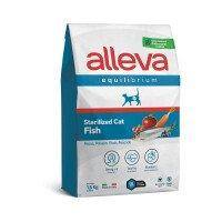 Alleva Equilibrium Sterilized Fish (Adult Cat) Храна за Кастрирани Котки с Риба 1.5кг