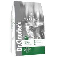 Dr. Clauder's Outdoor High Premium Cat Храна за Котки с Пилешко и Риба