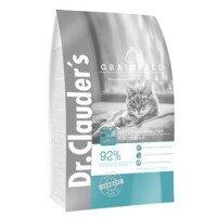 Dr. Clauder's Cat Adult Grainfree  Беззърнена Храна за Котки с Пилешко и Риба
