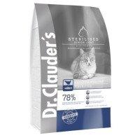 Dr. Clauder's Super Premium Cat Senior/Light Sterilized Храна за Котки с Пилешко и Риба