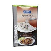 Dr. Clauder's Premium Pouches Храна за Котки с Птиче месо и Бъбреци 100г