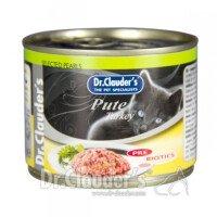 Dr. Clauder's Selected Pearls Храна за Котки с Пуешко месо 200г